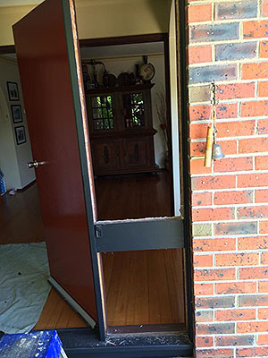 Glass Door Repairs